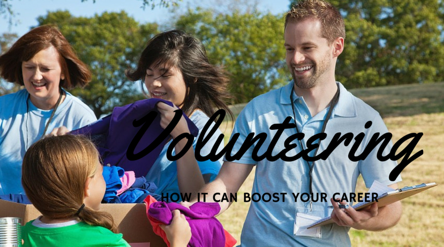 How Volunteering Can Boost Your Career