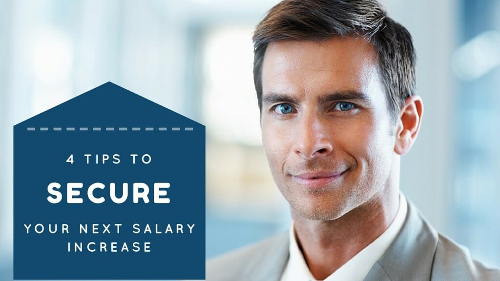 Your next salary increase