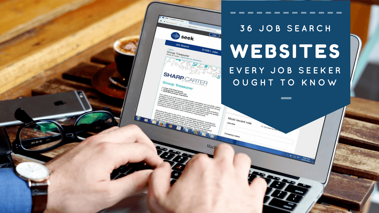 jobs searching websites