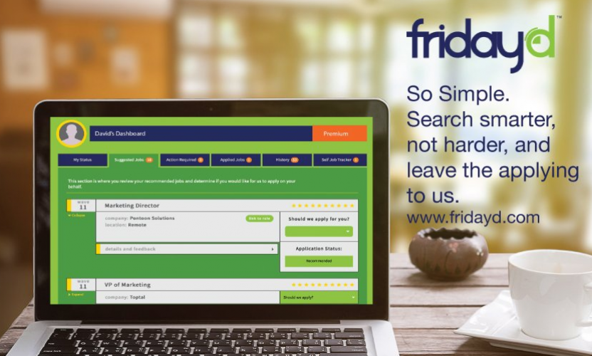 Fridayd: An Innovative Job Search Tool For Job Seekers