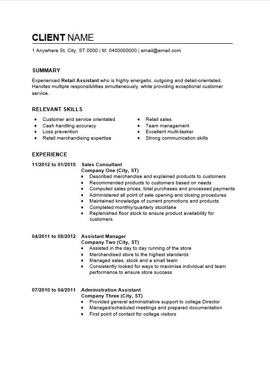Before-Candace Resume