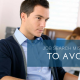 5 Common Job Hunting Mistakes to Avoid